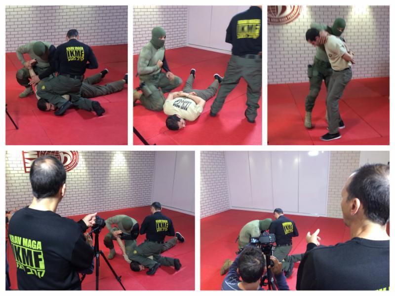 special forces Law Enforcement Ikmf Krav Maga